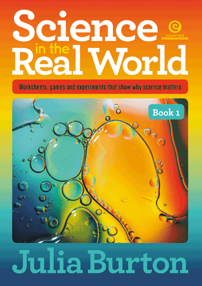 Science in the Real World - Bk 1 Cover