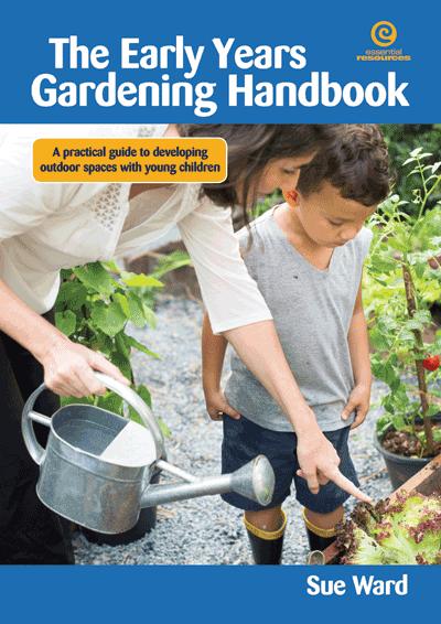 The Early Years Gardening Handbook Cover