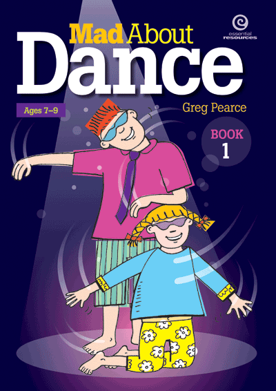 Mad About Dance Bk 1 Cover