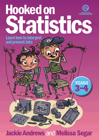 Hooked on Statistics Yrs 3-4 Cover