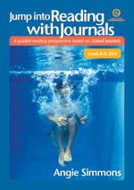Jump into Reading with Journals L2-4, 2016