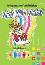 What Will I Write? Book 2