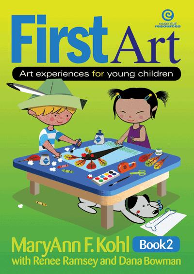 First Art Bk 2 Cover