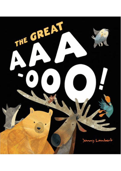 The Great AAA-OOO! Cover