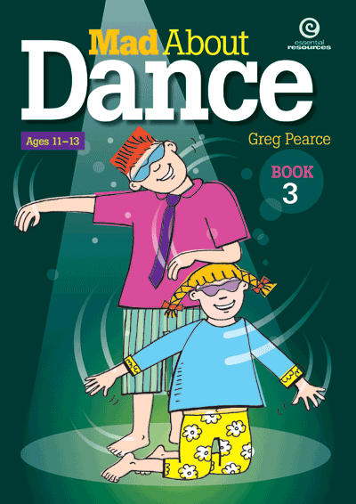 Mad About Dance Bk 3 Cover