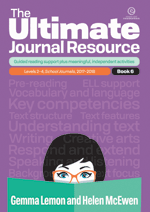 The Ultimate Journal Resource - Bk 6