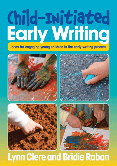 Child-Initiated Early Writing Cover