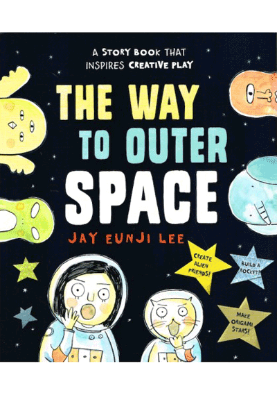 The Way to Outer Space Cover
