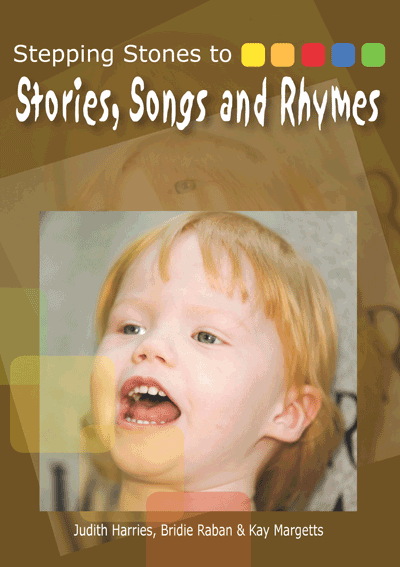 Stepping Stones to Stories Songs and Rhymes Cover