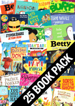 Twenty-five Picture Book Variety Pack