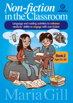 Non-fiction in the Classroom Bk 2 Ages 11-13