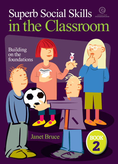 Superb Social Skills in the Classroom Bk 2 Cover