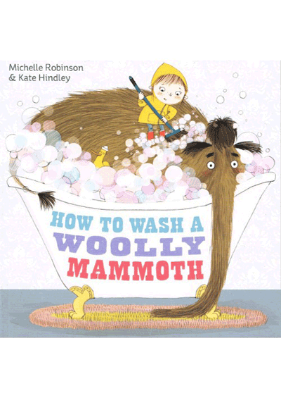 How to Wash a Woolly Mammoth Cover
