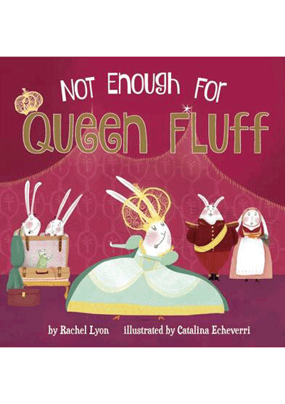 Not Enough for Queen Fluff Cover