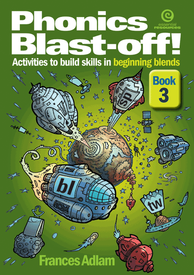 Phonics Blast-off! Bk 3 Cover