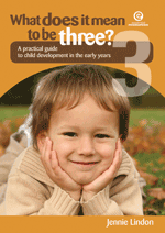 What Does It Mean to Be Three