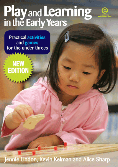Play and Learning in the Early Years Cover