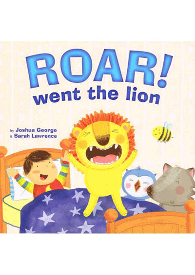 Roar went the Lion Cover