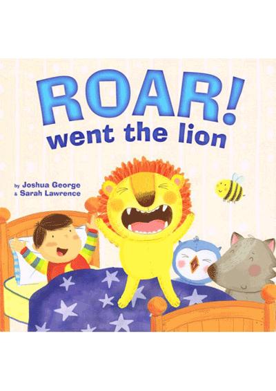 Roar went the Lion Cover