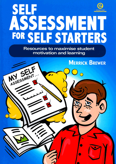 Self Assessment for Self Starters Cover