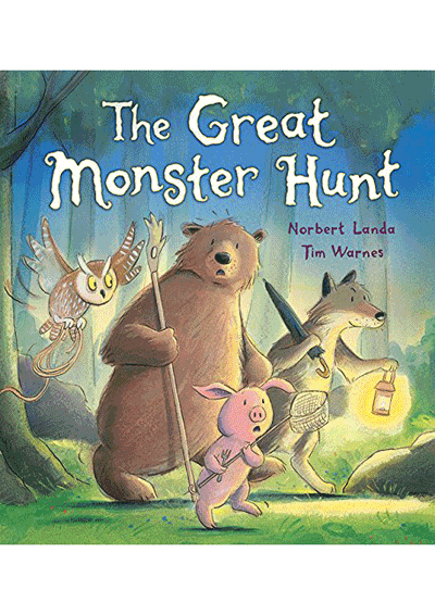 The Great Monster Hunt Cover