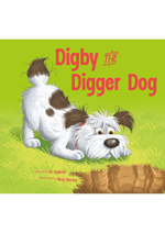 Digby the Digger Dog