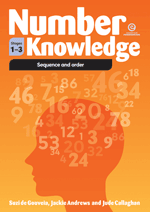 Number Knowledge: Sequence and order (Stages 1-3)