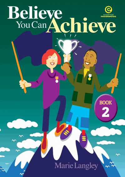 Believe You Can Achieve Bk 2 Cover
