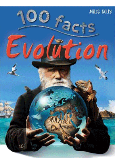 100 Facts - Evolution Cover