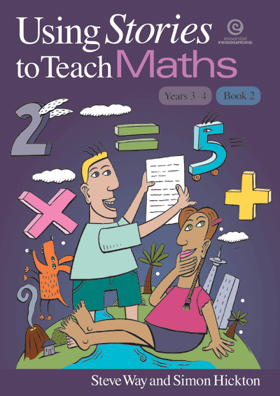 Using Stories to Teach Maths Bk 2 (Yrs 3-4) Cover