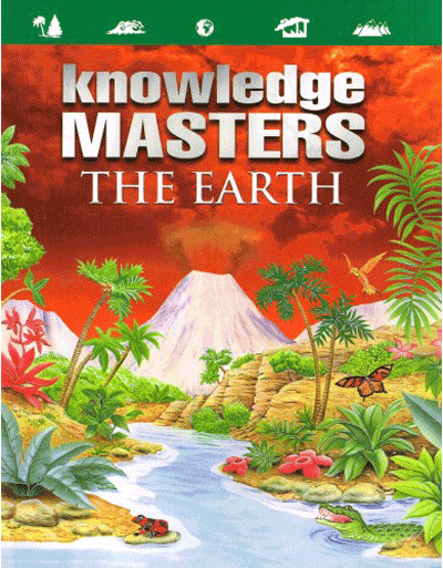 Knowledge Masters - The Earth Cover