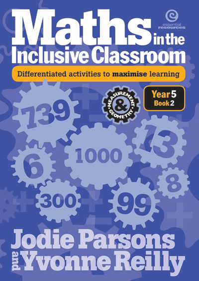 Maths in the Inclusive Classroom Yr 5 Bk 2 Cover