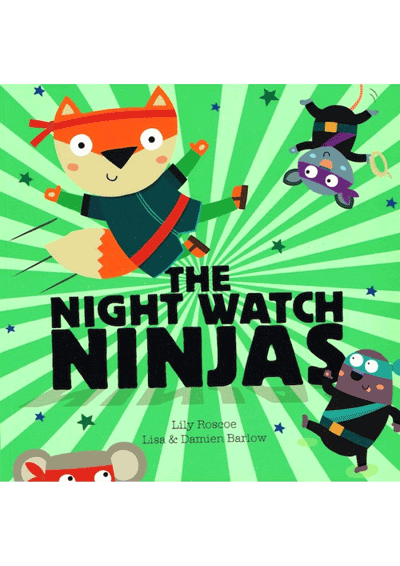 Night Watch Ninjas Cover
