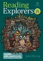 Reading Explorers Bk 1 Yrs 6-7