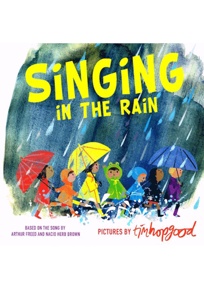 Singing in the Rain Cover