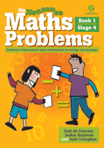 No Nonsense Maths Problems Stage 4 Bk 1