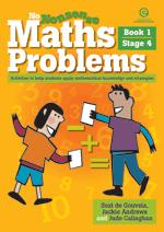 No Nonsense Maths Problems Stage 4 Bk 1