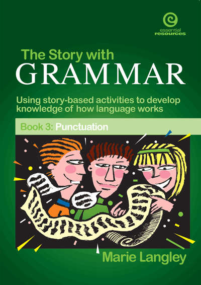The Story with Grammar Bk 3: Punctuation Cover