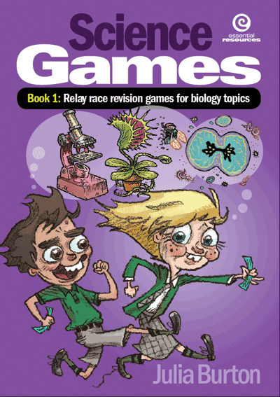 Science Games Bk 1 Biology Cover