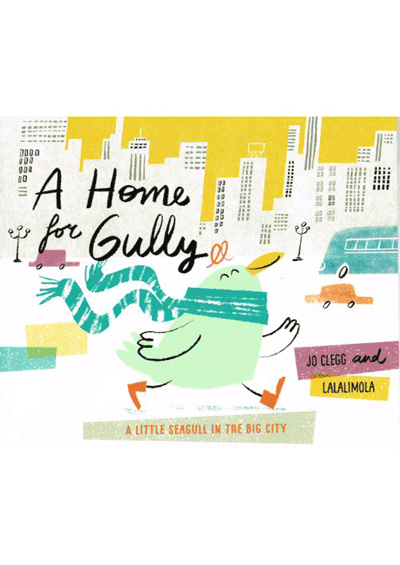 A Home for Gully Cover