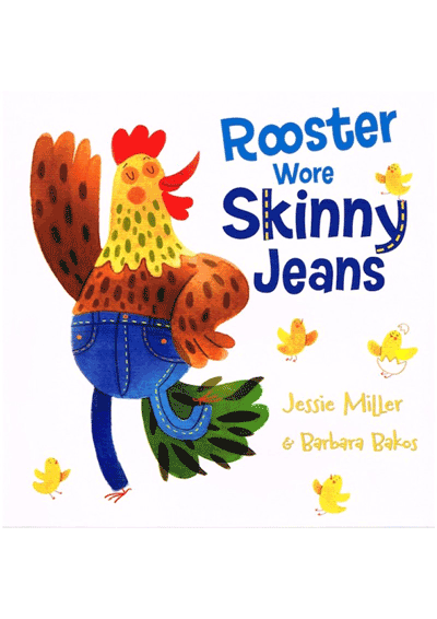 Rooster Wore Skinny Jeans Cover