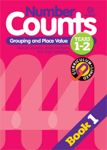 Number Counts: Grouping and place value (Yrs 1-2)