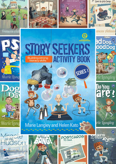 Story Seekers Class Set Cover