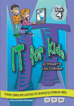 IT for Kids: Book 4