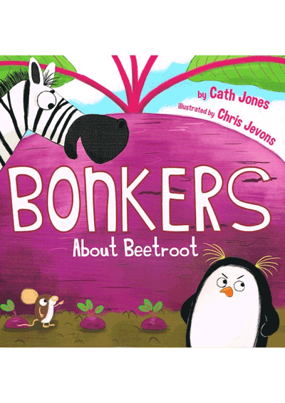 Bonkers for Beetroot Cover