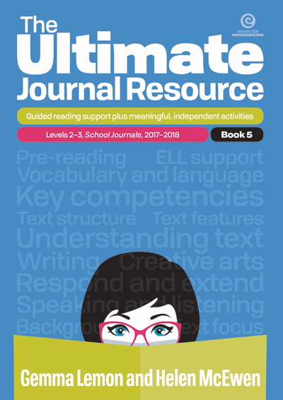 The Ultimate Journal Resource - Bk 5 Cover