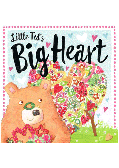 Little Teds Big Heart Cover