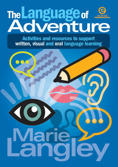 The Language of Adventure Cover