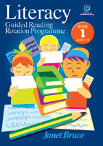 Literacy: Guided Reading Programme Bk 1