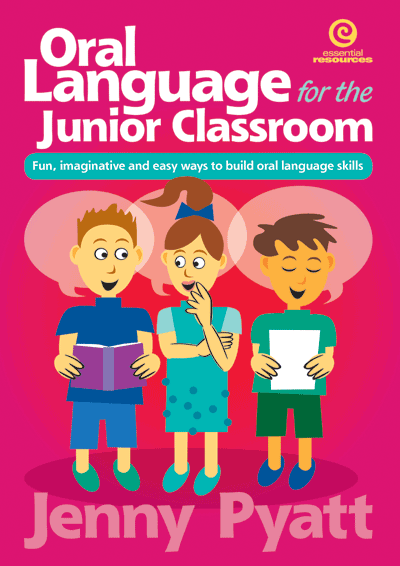 Oral Language for the Junior Classroom Cover